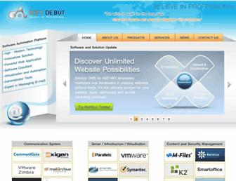 softdebut.com screenshot
