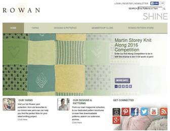 Thumbshot of Knitrowan.com