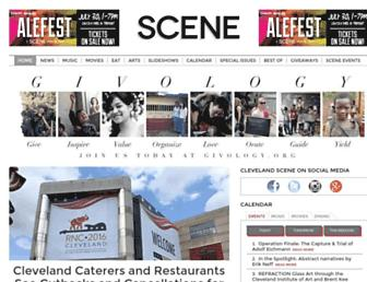 clevescene.com screenshot