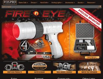gofoxpro.com screenshot