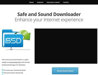 Thumbshot of Ssdownloader.com