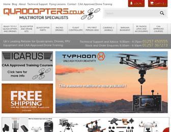 Thumbshot of Quadcopters.co.uk