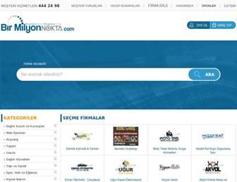 Thumbshot of Birmilyonnokta.com