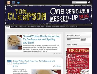 Thumbshot of Tomclempson.com