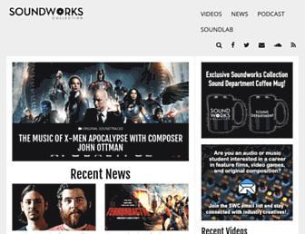 soundworkscollection.com screenshot