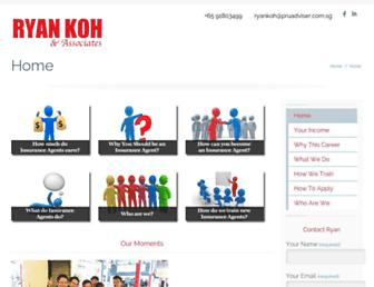 ryankoh.sg screenshot