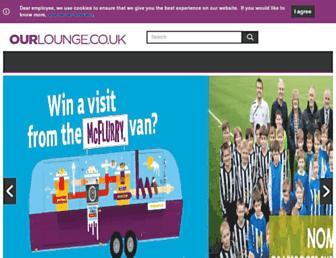 Thumbshot of Ourlounge.co.uk