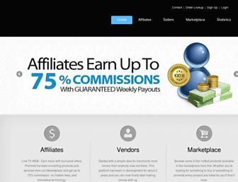 Thumbshot of Livetvweb.net
