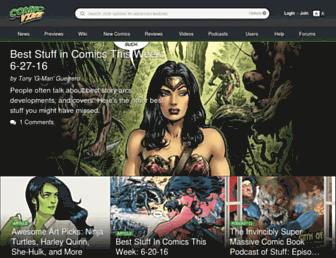 Thumbshot of Comicvine.com
