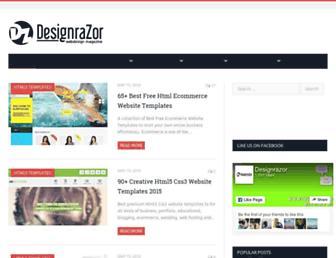 Thumbshot of Designrazor.net