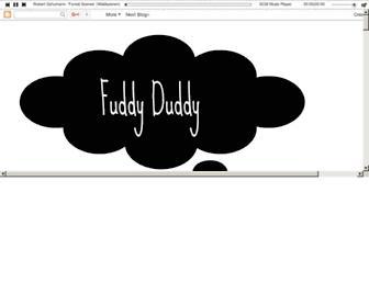 fuddyduddyworld.blogspot.com screenshot