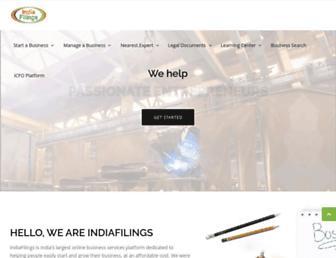 Thumbshot of Indiafilings.com