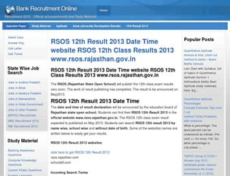 bankrecruitmentonline.blogspot.com screenshot