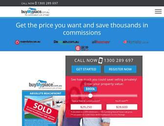Thumbshot of Buymyplace.com.au