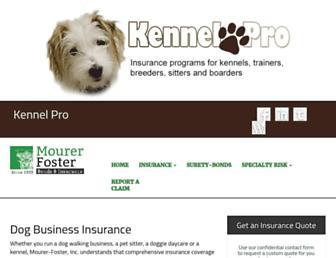 kennelpro.net screenshot