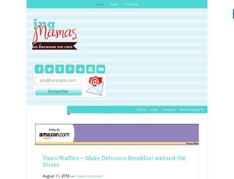 Thumbshot of Blogging-mamas.com