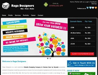 Thumbshot of Ragadesigners.com
