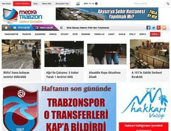 Thumbshot of Medyatrabzon.com