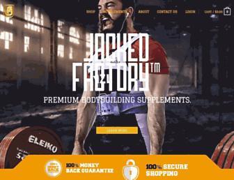 Thumbshot of Jackedfactory.com