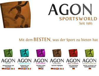 agon-online.de screenshot
