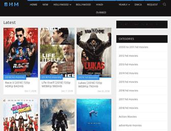 besthdmovies.org screenshot