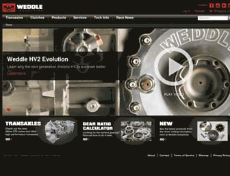 weddleindustries.com screenshot