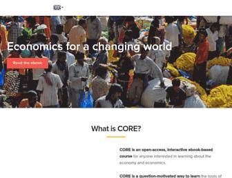 core-econ.org screenshot