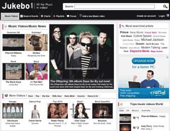 Thumbshot of Jukebo.com