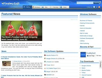 findmysoft.com screenshot