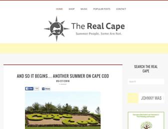 Thumbshot of Therealcape.com