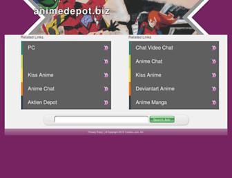 Thumbshot of Animedepot.biz