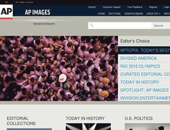 apimages.com screenshot
