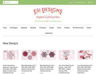 cutthatdesign.com screenshot