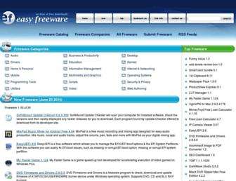 easyfreeware.com screenshot