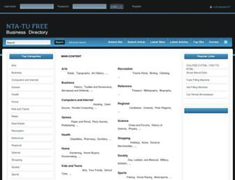 Thumbshot of Nta-tu.com