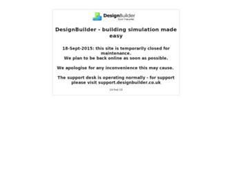 designbuilder-v2.co.uk screenshot