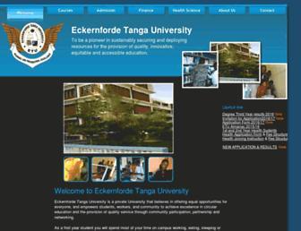 etu.ac.tz screenshot