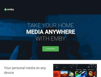 Fullscreen thumbnail of mediabrowser.tv