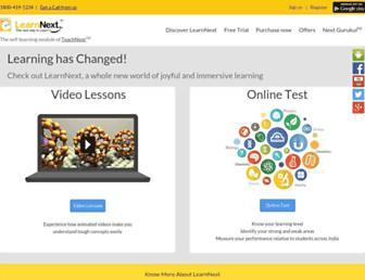 Thumbshot of Learnnext.com