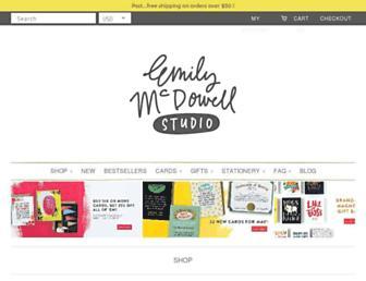Thumbshot of Emilymcdowell.com