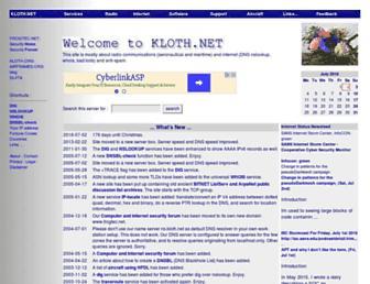 Fullscreen thumbnail of kloth.net
