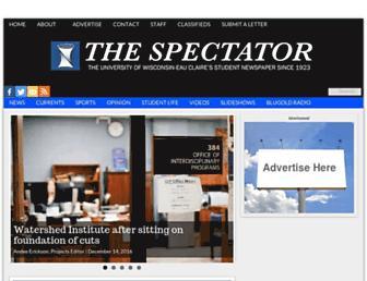 spectatornews.com screenshot