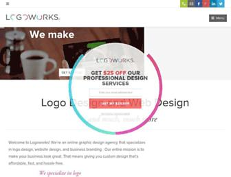 Thumbshot of Logoworks.com