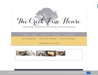 Thumbshot of Creeklinehouse.com