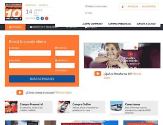 Thumbshot of Plataforma10.com