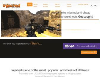 Thumbshot of Sxe-anticheat.com