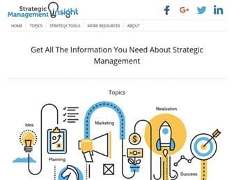 strategicmanagementinsight.com screenshot