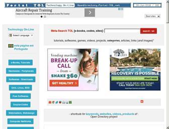 directory.portal-tol.com screenshot