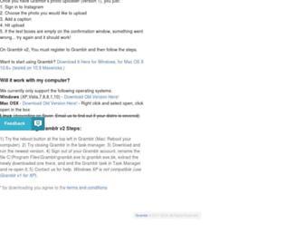 Thumbshot of Gramblr.com