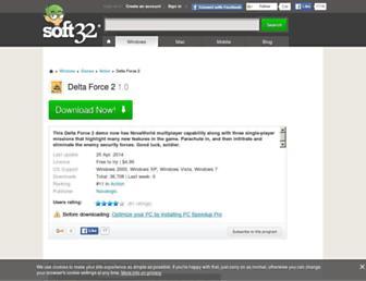 delta-force-2.soft32.com screenshot
